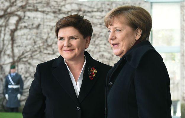 Beata Szydło i Angela Merkel będą zabiegać o pozostanie Wielkiej Brytanii w UE