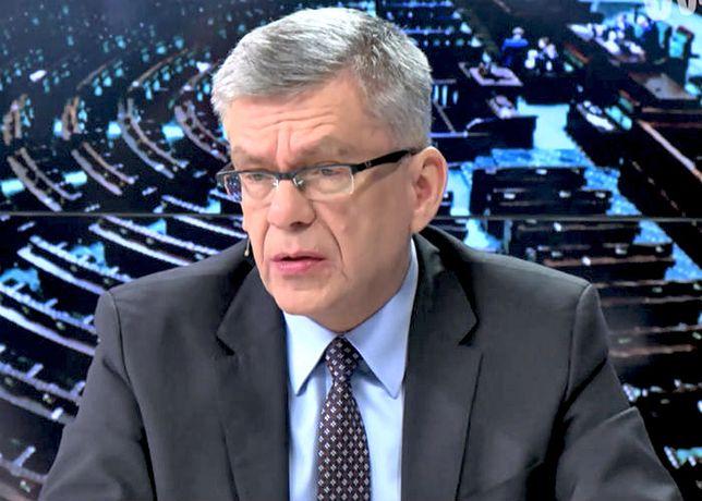 Marszałek Senatu Stanisław Karczewski uważa, że należało szybko przyjąć ustawę o IPN
