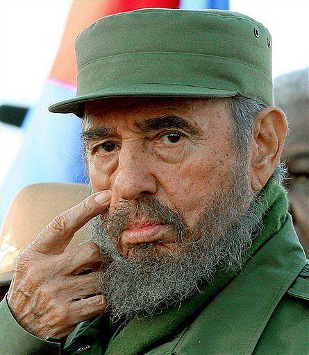 Castro wzywa USA do zwrotu bazy Guantanamo
