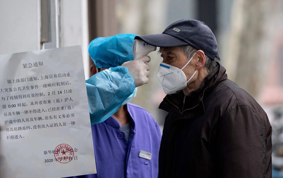 Koronawirus z Chin. Szanghaj zamknięty w związku z epidemią