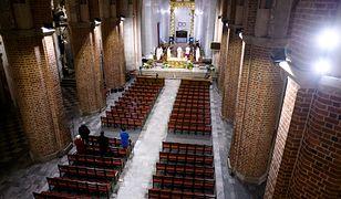 Koronawirus w Polsce. Apel biskupów w sprawie mszy w kościołach