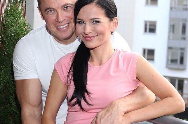 Paulina Sykut-Jeżyna już od wielu lat urodziny spędza z mężem.