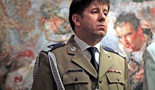 Gen. Marian Janicki, były szef BOR