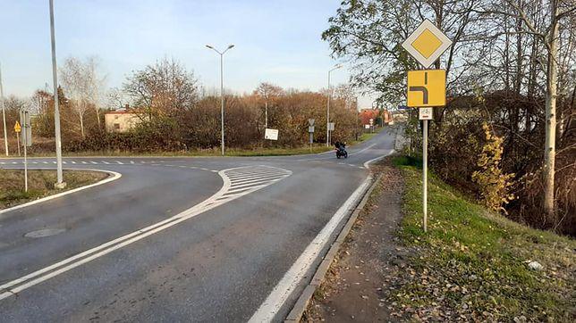 Ruda Śląska. Miasto przebudowuje skrzyżowanie ulic Nowy Świat i Halembskiej.