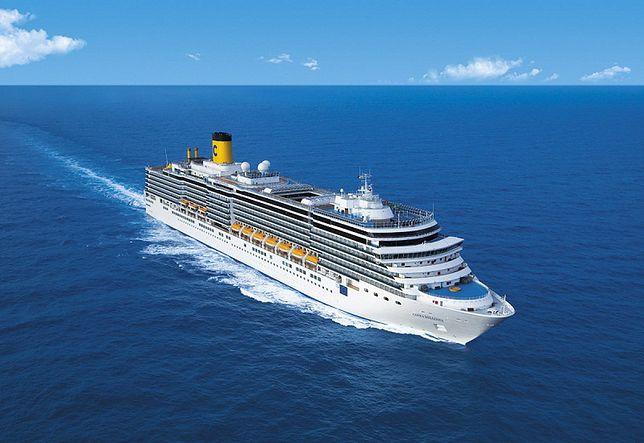 Statek – pływający hotel