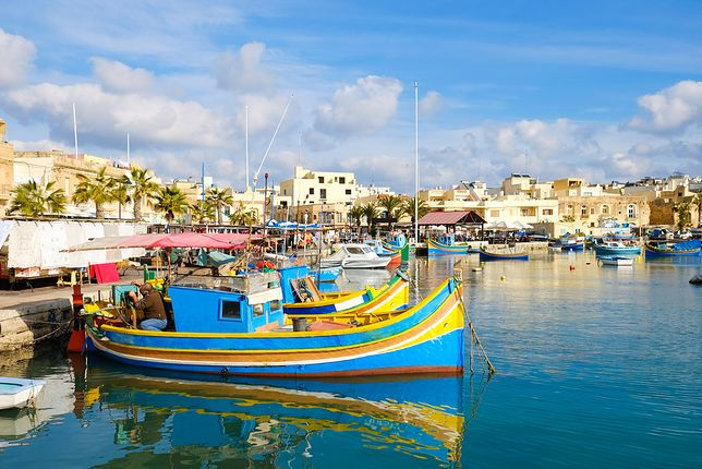 Malta doskonale reprezentuje klimat subtropikalny typu śródziemnomorskiego