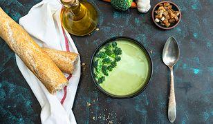 Zupa-krem z brokułów. Jak ją przygotować?