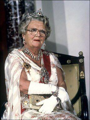 Jedno z ostatnich zdjęć królowej