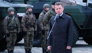 Minister obrony narodowej, Mariusz Błaszczak