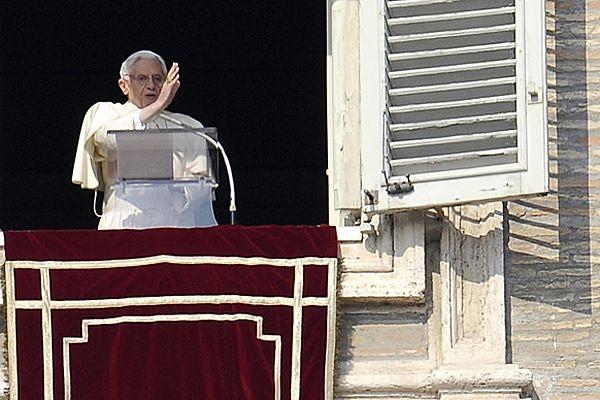 Papież, Benedykt XVI