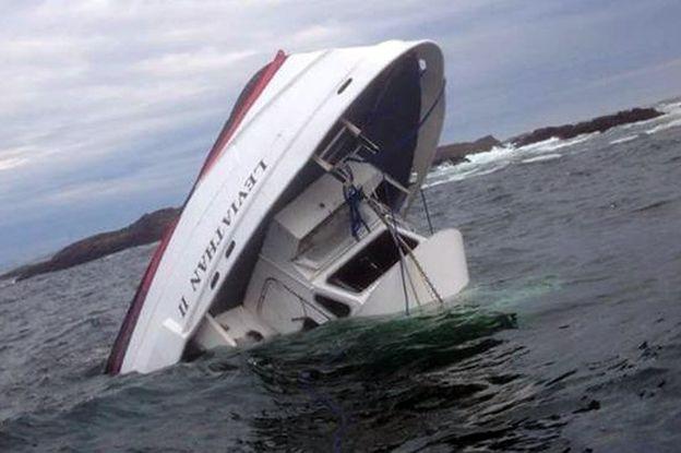 Katastrofa łodzi turystycznej w Kanadzie. Pięć osób nie żyje
