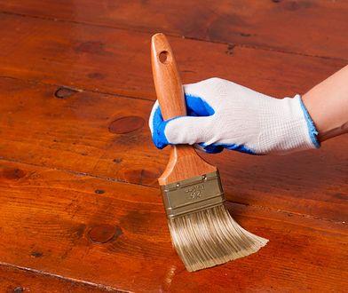 Olejowanie podłogi z drewna