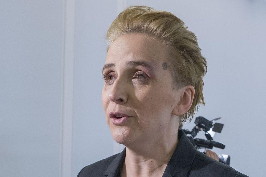 """Joanna Scheuring-Wielgus odpowiada """"Faktowi"""". Chodzi o jej psy"""