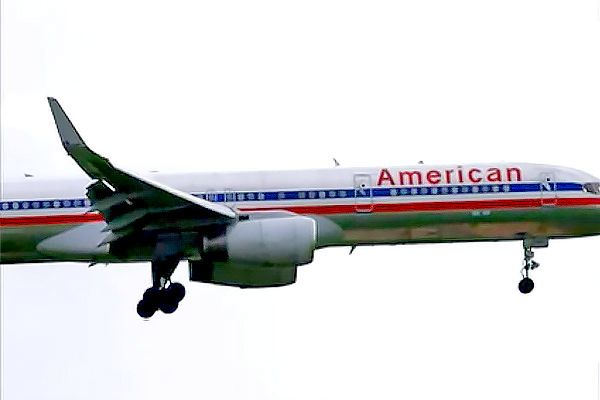 Boeing 757, American Airlines