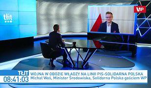 """""""Przepychanki twitterowe"""". Minister reaguje na pytania Beaty Mazurek"""