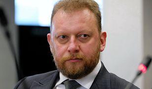 Łukasz Szumowski z koronawirusem. Nowe informacje