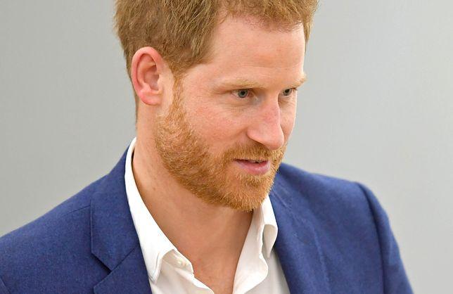 Książę Harry zignorował Elżbietę II. Stanął w obronie Meghan Markle