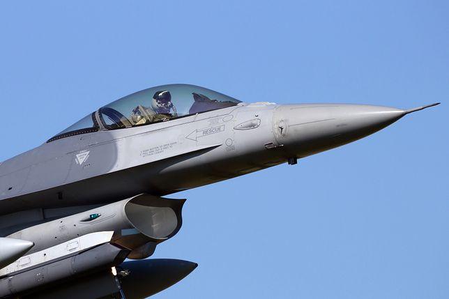 Dron został zestrzelony przez tureckie myśliwce F-16