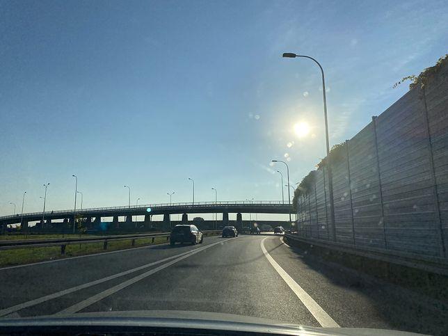 Warszawa. S8 to koszmar kierowców. Niemal codziennie dochodzi tu do incydentów drogowych. Policja chce przeciwdziałać tym zdarzeniom