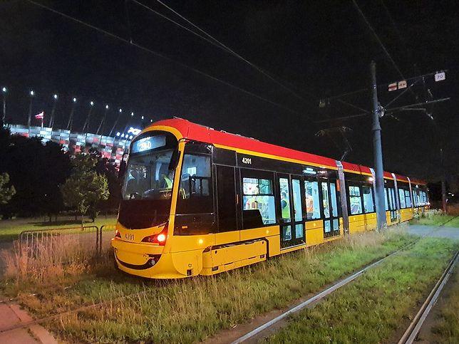 Warszawa. Nowe tramwaje mają homologację [zdj. ilustracyjne]