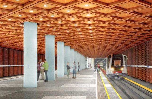 Warszawa. Mieszkańców stolicy już teraz ciekawi, jak będą wyglądały nowe stacje metra. Ale jeszcze trwają dyskusje na temat tego, jak należy je w ostateczności nazwać