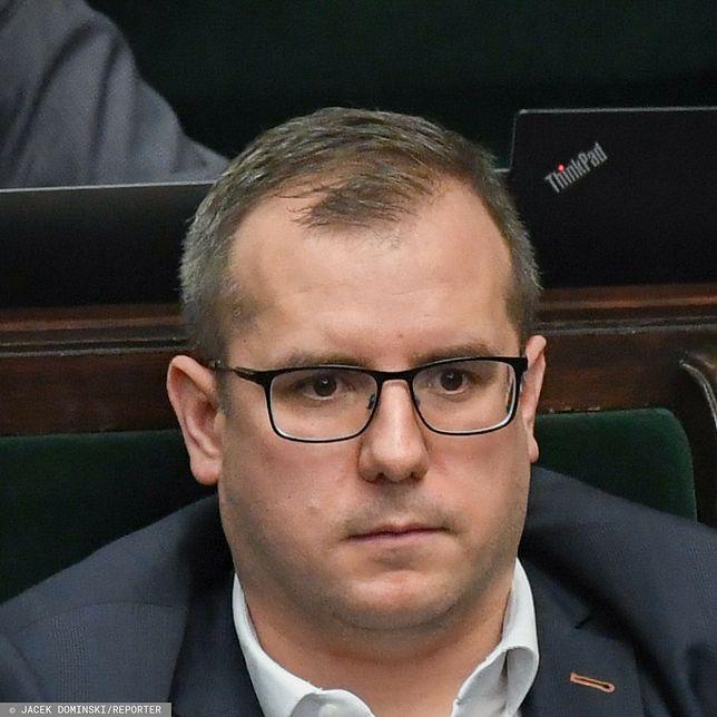 Przemysław Czarnecki został oskarżony