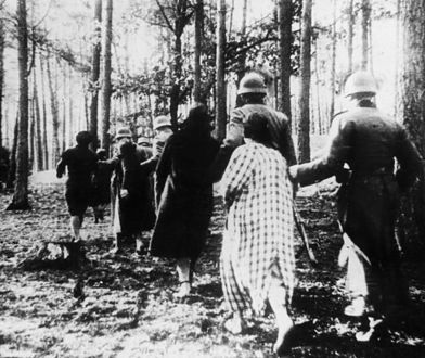 """W lesie pod Warszawą rozpętało się piekło. """"Zabić wszystkich Polaków"""""""