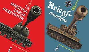 """Pancerne legendy – recenzja """"Kriegsmaschine"""" i """"Ta maszyna zabija faszystów"""""""
