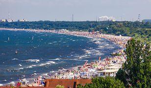 Turyści nad Bałtykiem muszą liczyć się z przykrym widokiem