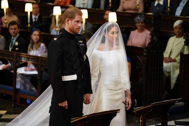 Książę Harry i Meghan Markle wzieli ślub