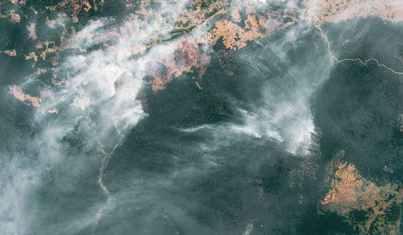 NASA prowadzi śledztwo na Ziemi. W ruch poszły satelity
