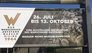 Wystawa poświęcona Powstaniu Warszawskiemu w Berlinie. Poprzednią zobaczyło 280 tys. osób