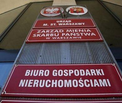Reprywatyzacja: wątpliwe oświadczenia w BGN. Konflikt interesów w stołecznym ratuszu?