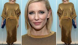 Cate Blanchett na otwarciu retrospektywy filmów Pedro Almodovara