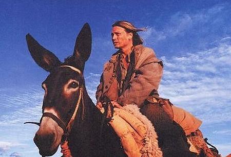Johnny Depp na planie Terry'ego Gilliama