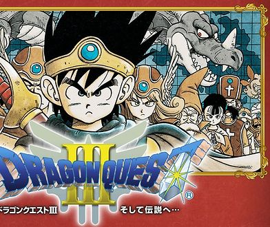 Nintendo Switch z Dragon Quest 3