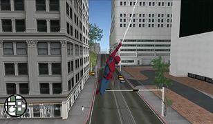 Spider-Man w GTA San Andreas