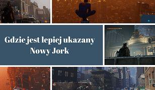 """Gdzie jest lepiej ukazany Nowy Jork - """"The Division"""" kontra """"Spider-Man"""""""