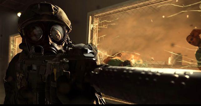 Nowy mocny zwiastun Call of Duty: Modern Warfare