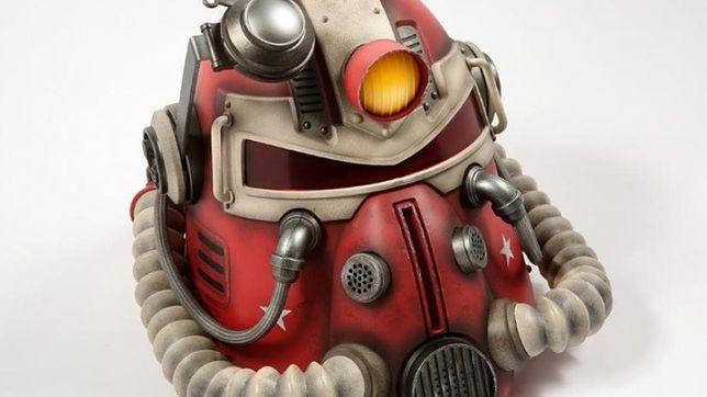 Hełm z Fallout 76 może zawierać niebezpieczną dla życia pleśń