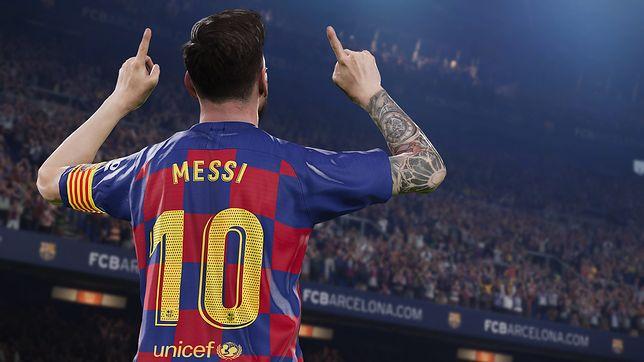 eFootball PES 2020 - oceniamy nową grę Konami