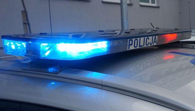 Policjanci w ostatniej chwili uratowali w Wiśle desperata.