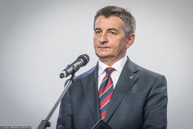 Marek Kuchciński zrezygnował z funkcji marszałka Sejmu po aferze samolotowej