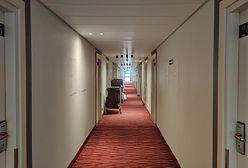 Z hotelu do aresztu. 23-latka wpadła w furię i zniszczyła ośrodek