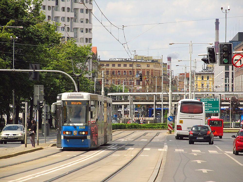 Wrocław: kolejne problemy z tramwajami