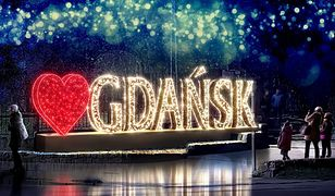 Gdańsk - pół miliona lampek rozświetli Park Oliwski