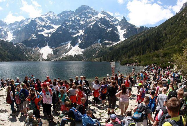 Błędy turystów w górach - czego nie robić w Tatrach?