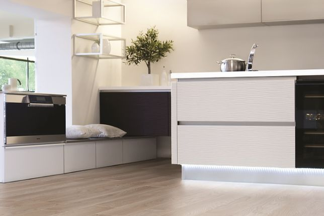 Panele podłogowe do kuchni