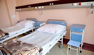 Ukrainka przebywa w szpitalu