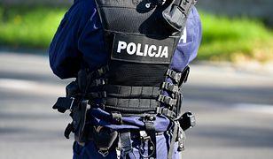 Warszawa. Wysoki rangą oficer policji sprawcą kolizji. Funkcjonariusz uciekł